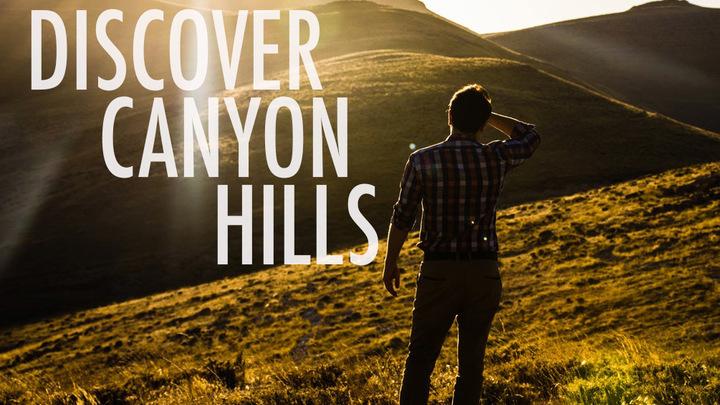 Discover Canyon- Hills Membership Class logo image