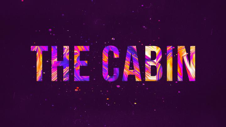 The Cabin. logo image