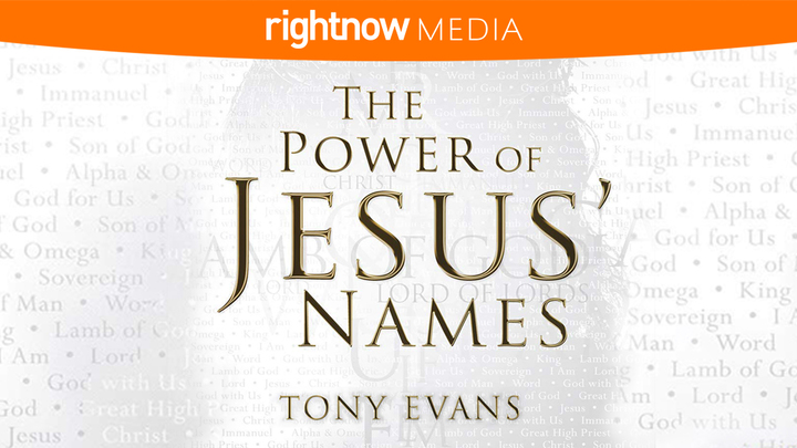 Men's Study Series - The Power of Jesus' Names logo image