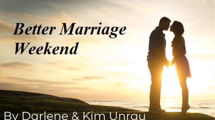 Better Marriage Weekend logo image