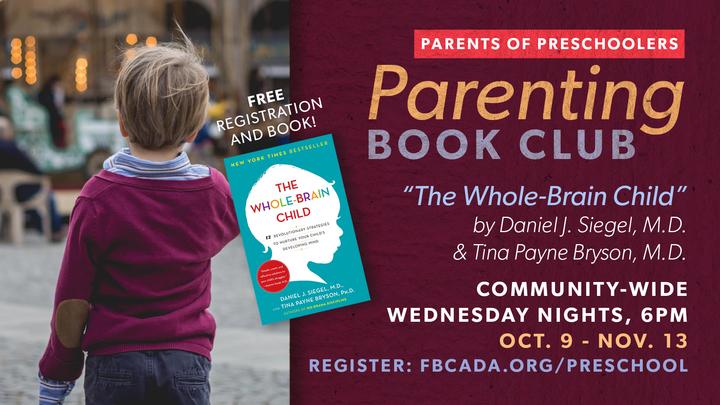 Parenting Book Club logo image
