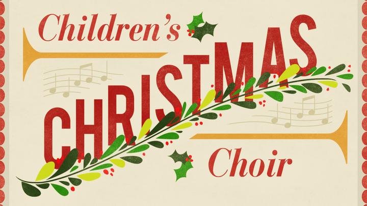Children's Christmas Choir logo image