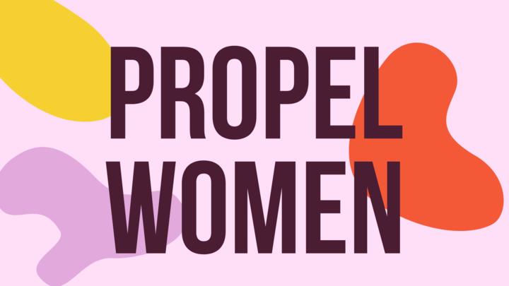 Propel Women logo image