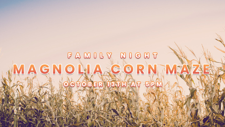 Family Night at Magnolia Corn Maze logo image
