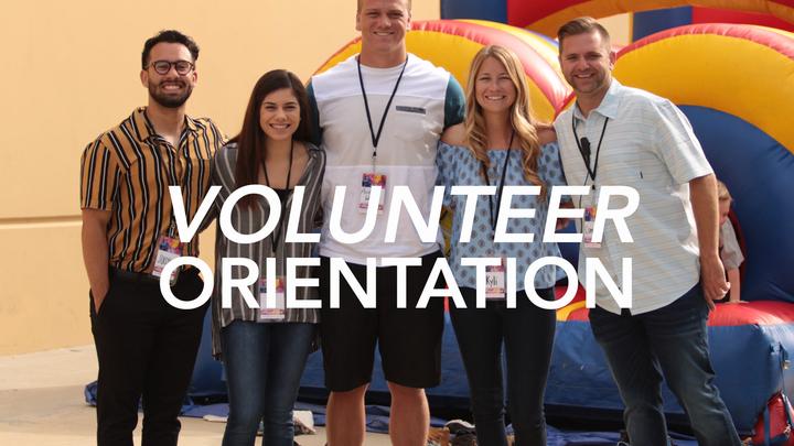 SCG KIDS Volunteer Orientation logo image