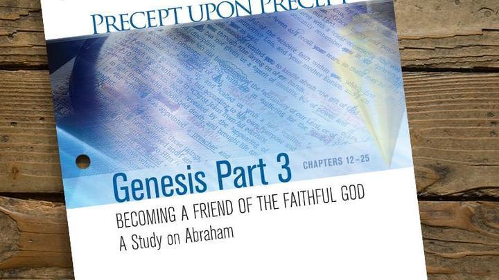 Genesis Part 3 & 4 - A Women's Precept Study logo image