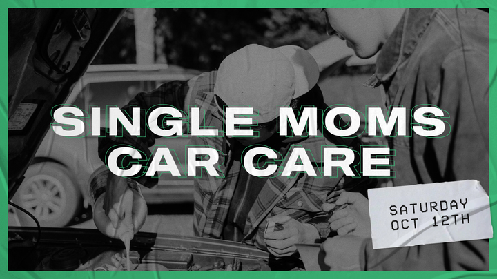 FULL - Single Moms Car Care: Sign-Up To Receive Car Care logo image