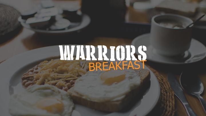 Warrior Breakfast  logo image
