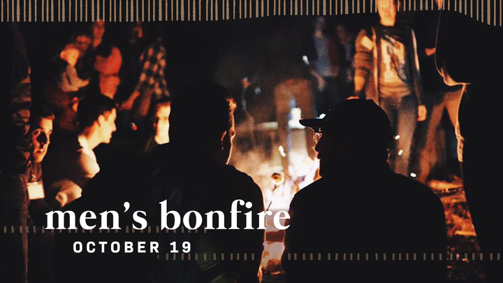 Men's Bonfire logo image