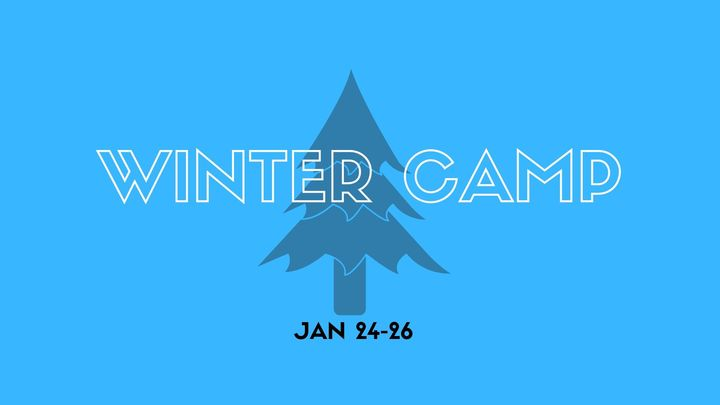 Middle School Winter Camp logo image