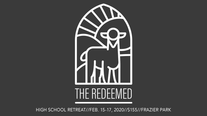High School Retreat - The Redeemed logo image