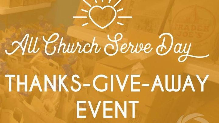 All church serve-Thanksgiving logo image