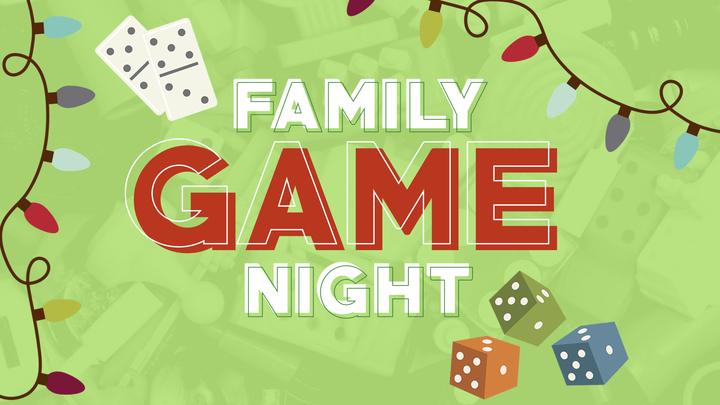 Family Game Night logo image