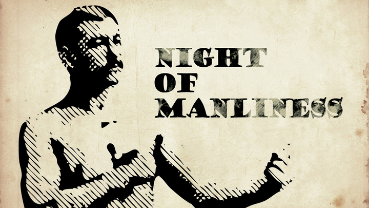 Night of Manliness (The City Students) logo image