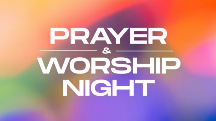 SC | Prayer and Worship Night  logo image
