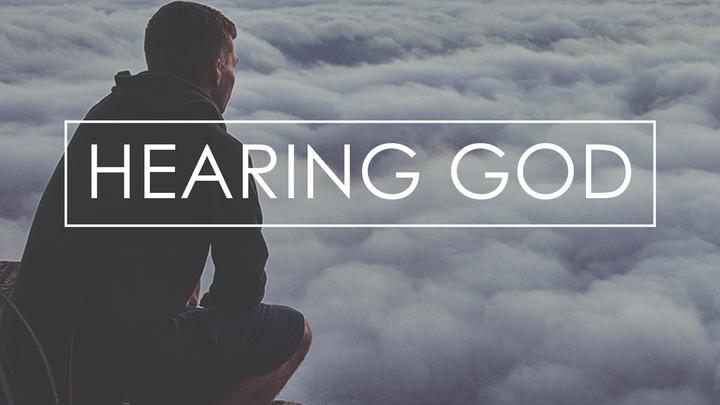 Hearing God Seminar logo image