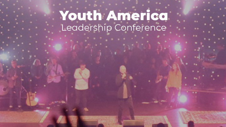 Youth America Leadership Conference logo image
