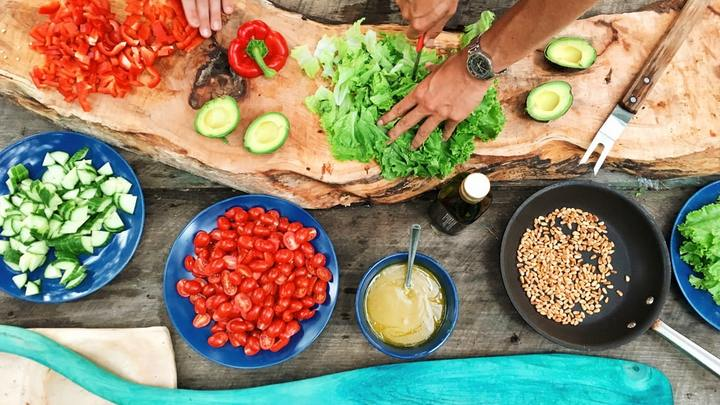 ***FULL*** REACH WEEK- Food Prep for Curbside & Football Team, HHC Fellowship Hall (Thursday, 1-4pm) logo image