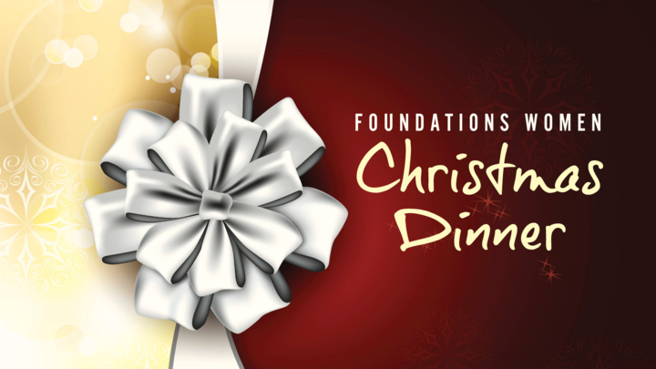 2019 Women of Foundations Annual Christmas Dinner logo image