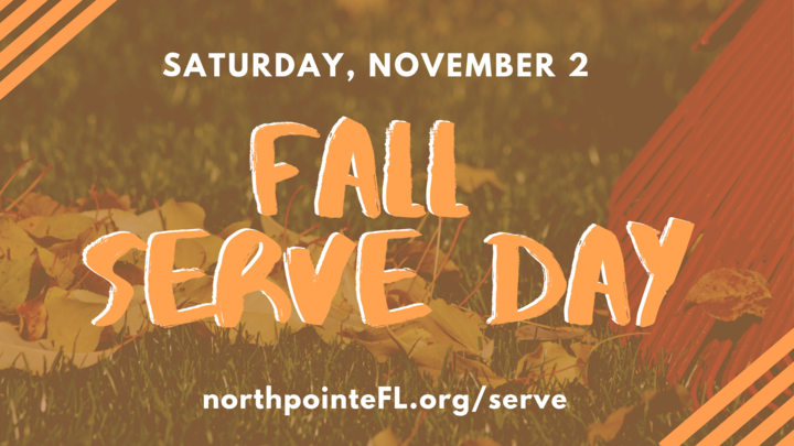 Serve Day - In the Community, For the Community logo image
