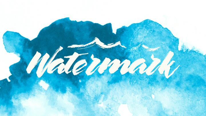 2020 Baptism Pre-Registration logo image