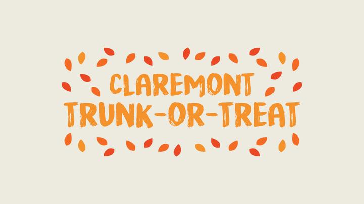 Claremont Trunk or Treat logo image