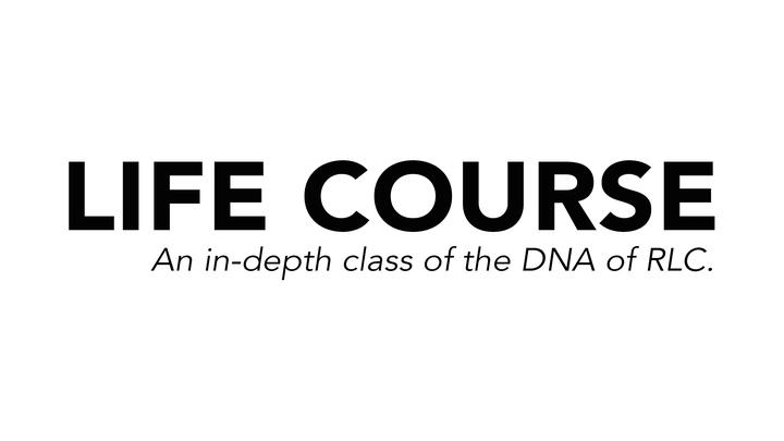 LIFE COURSE - NOVEMBER  logo image