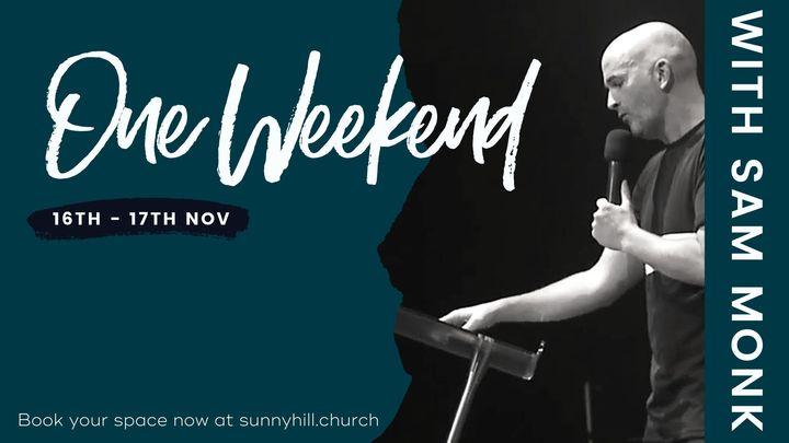 One Weekend logo image