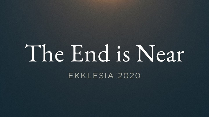 EKKLESIA 2020 logo image