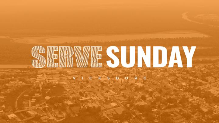 Serve Sunday logo image