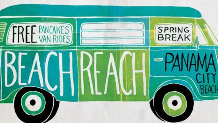 Beach Reach 2020 logo image