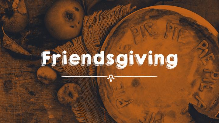 Friendsgiving (Crossway Kids) logo image