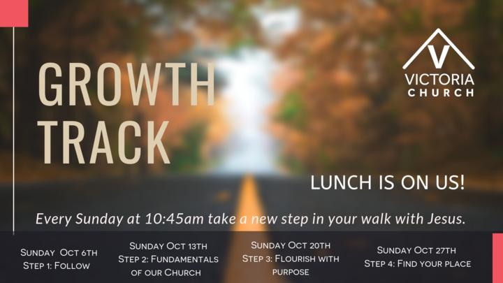 Carrera de Crecimiento | Growth Track logo image