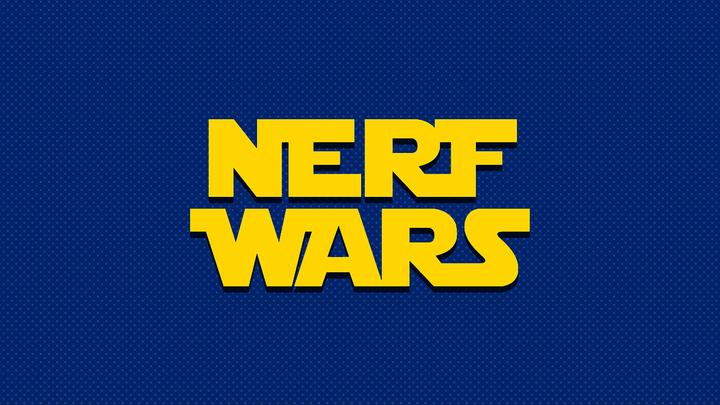 Nerf Wars (Crossway Kids) logo image