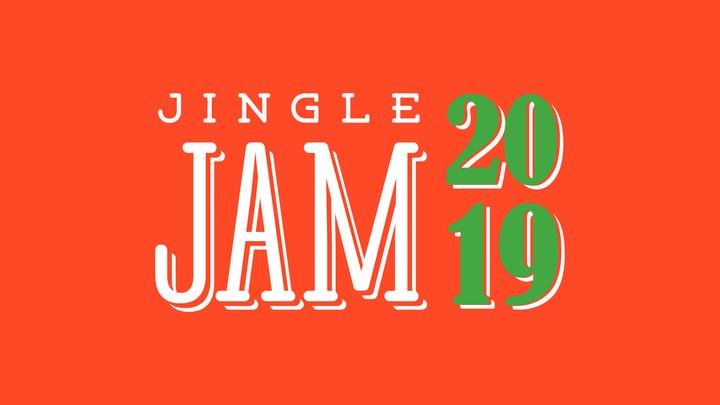 Jingle Jam 2019 logo image