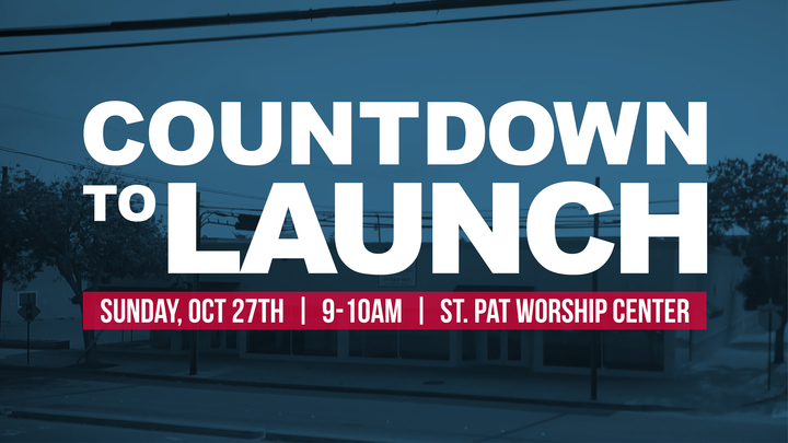 Countdown To Launch Training - Five Cities Campus - October 27th 2019 logo image