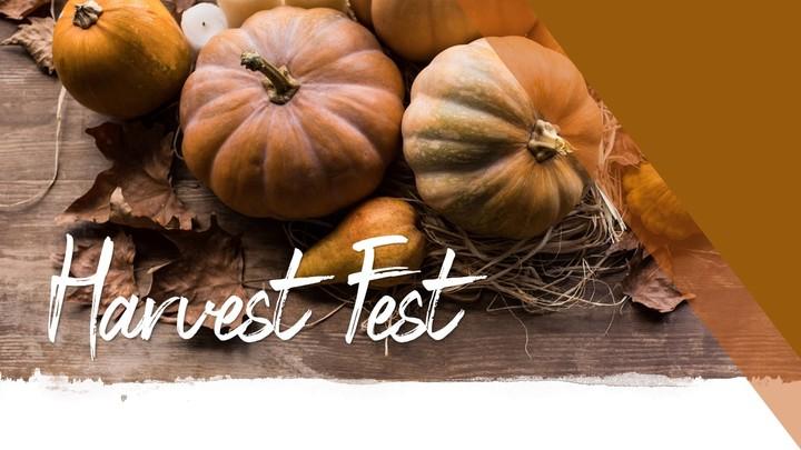 Harvest Fest logo image