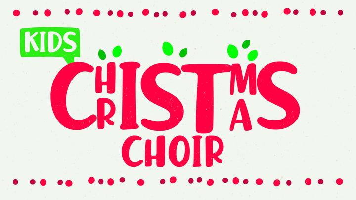 Kids' Christmas Choir (Rialto Campus) logo image