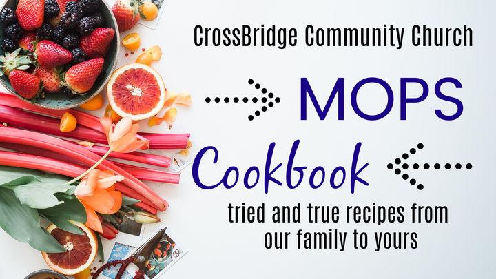 MOPS Cookbook  logo image