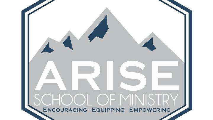 ARISE School of Ministry December Classes logo image