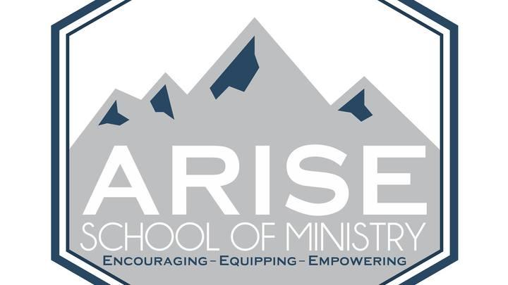 ARISE School of Ministry December Classes logo image
