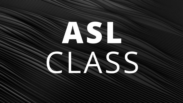 ASL Class logo image