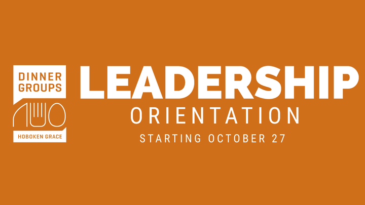 Dinner Group Leadership Orientation logo image