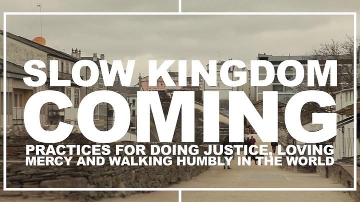 Slow Kingdom Coming Study logo image