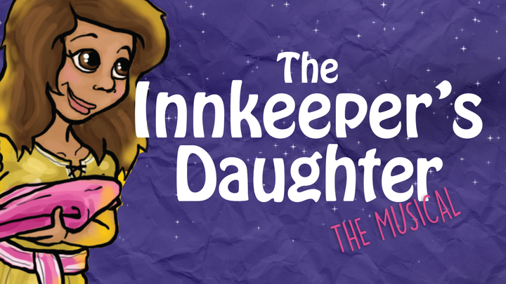 The Innkeeper's Daughter: the Musical logo image