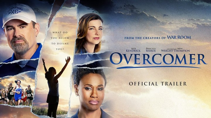 Movie Night: Overcomer logo image