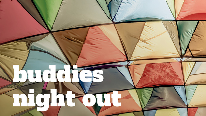 Buddies Night Out | Spring Branch logo image