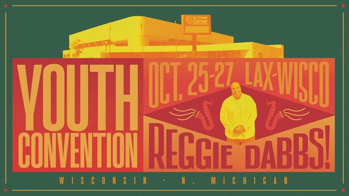 2019 Youth Convention logo image
