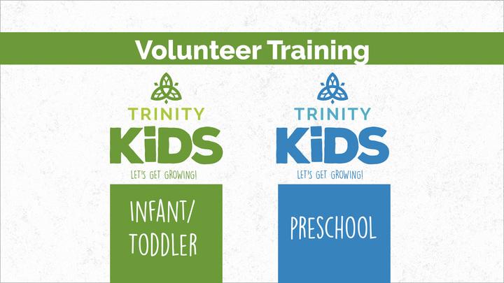 Oceanfront Trinity Kids Volunteer Training logo image