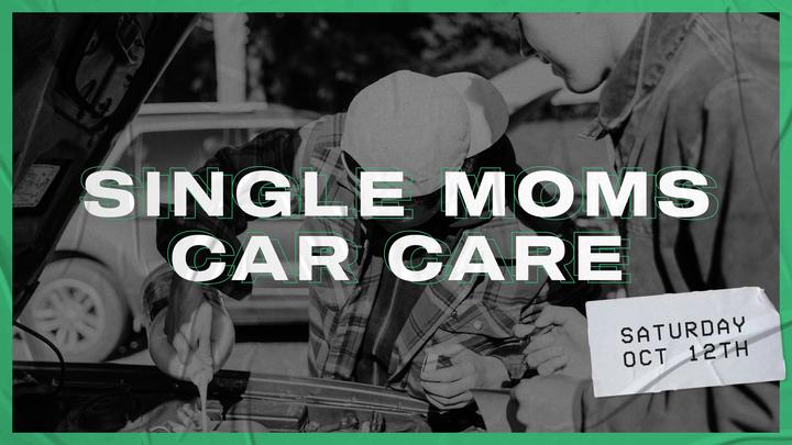 Single Moms Car Care: Dream Team Sign-Up logo image